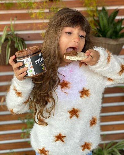 Cx Pasta de Amendoim Avelã c/ Cacau Zero Açúcar 24x160gr