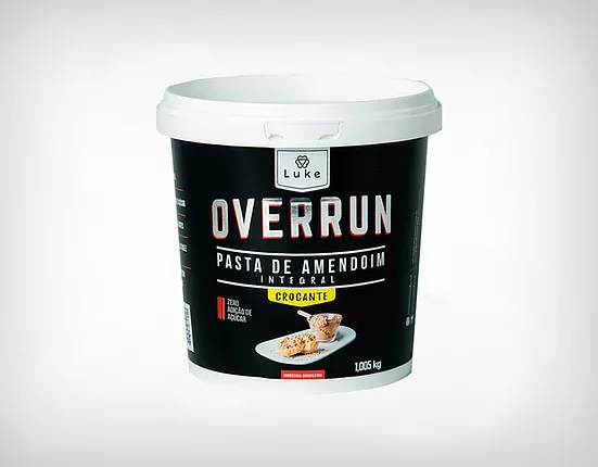 Cx Pasta de Amendoim Integral Crocante 12x1,005kg