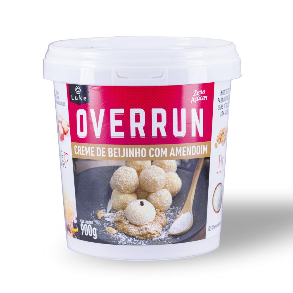 Creme de Beijinho c/ Amendoim Zero Açúcar 900gr
