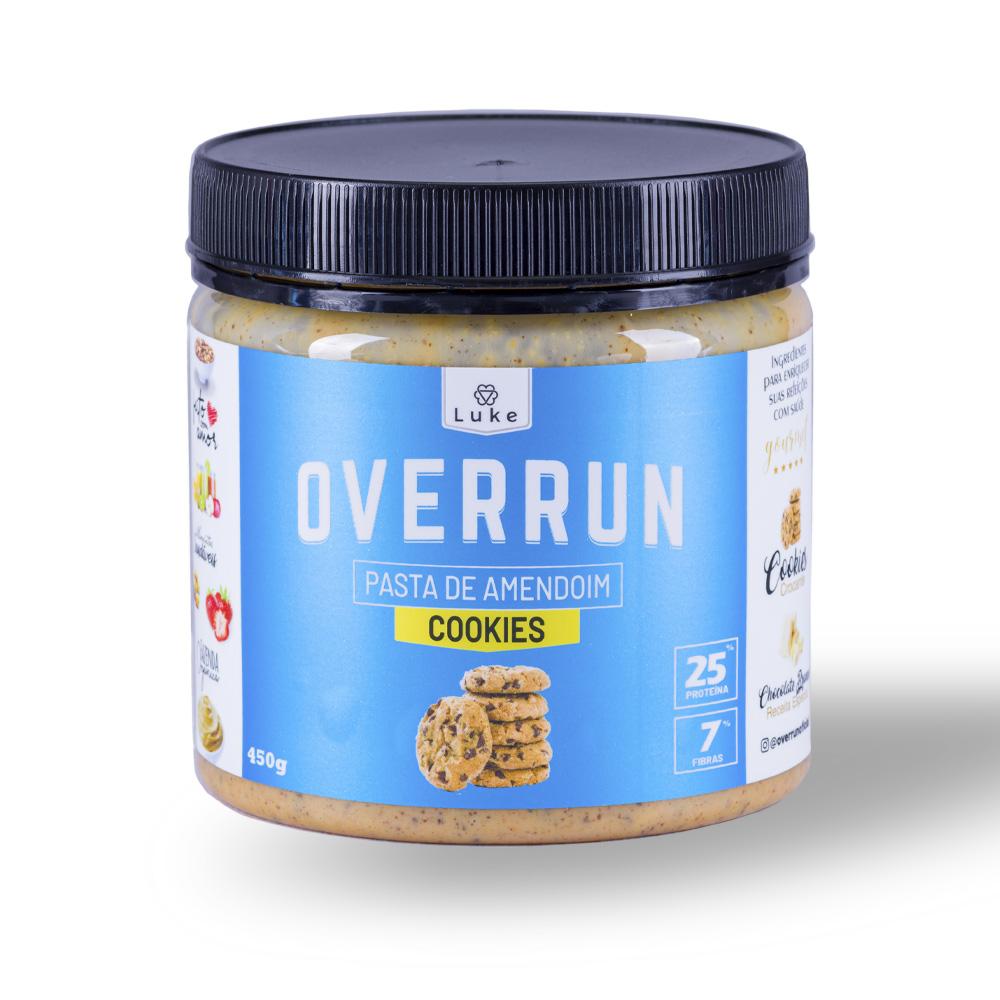 Pasta de Amendoim c/ Cookies  450gr