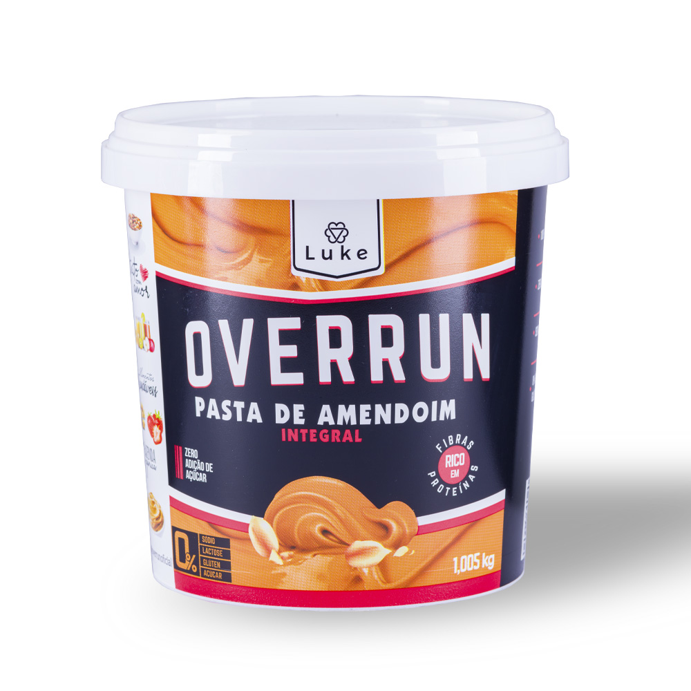 Pasta de Amendoim Integral Cremosa 1,005kg