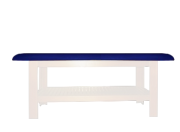 Mesa Spá Shelf MDF - (Estrutura Branca)