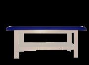 Mesa Spá Shelf MDF - (Estrutura Noce Mare)