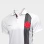 Camisa Polo Vasco Cruz de Malta com Faixa Masculina
