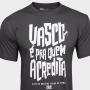 Camisa Vasco É Pra Quem Acredita Chumbo