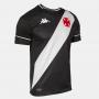 Camisa Vasco Oficial I 2020/21 Kappa Juvenil