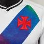 Camisa Vasco Respeito e Diversidade Kappa Masculina - Pré-venda