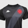 Camisa Vasco Supporter CRVG Kappa Masculina