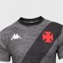 Camisa Vasco Supporter Mixed Kappa Masculina Mescla Esc