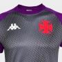 Camisa Vasco Treino Goleiro 2020 Kappa Masculina