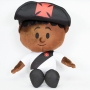 Mascote Vasco Barbosinha