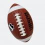 Mini Bola Futebol Americano Vasco Escudo Minimalista Clássica