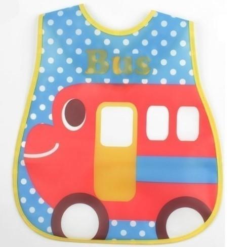 Babador de Plástico Bus - Sanxia