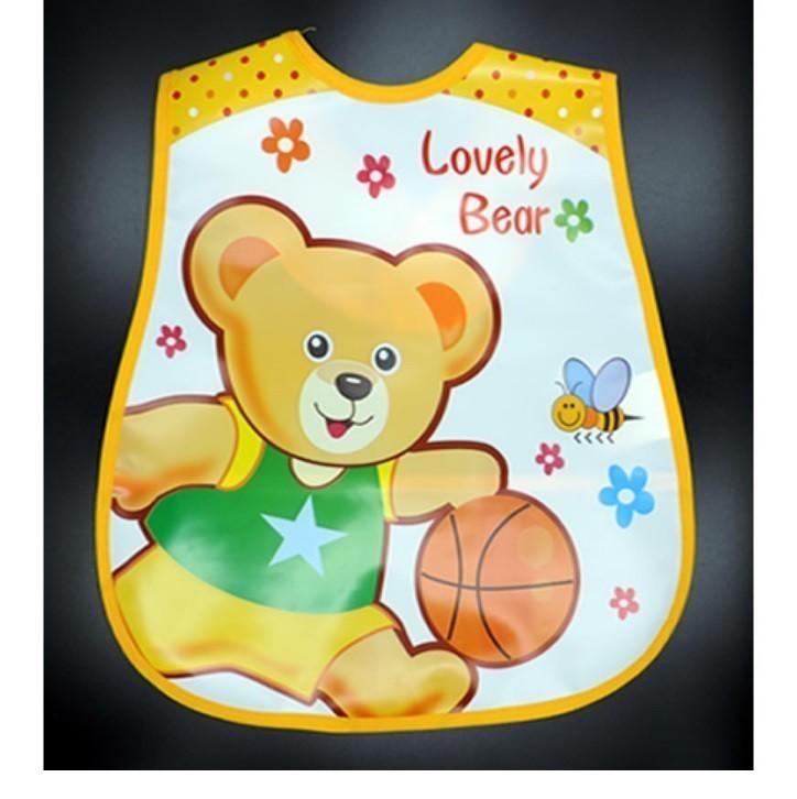 Babador de Plástico Urso - Sanxia