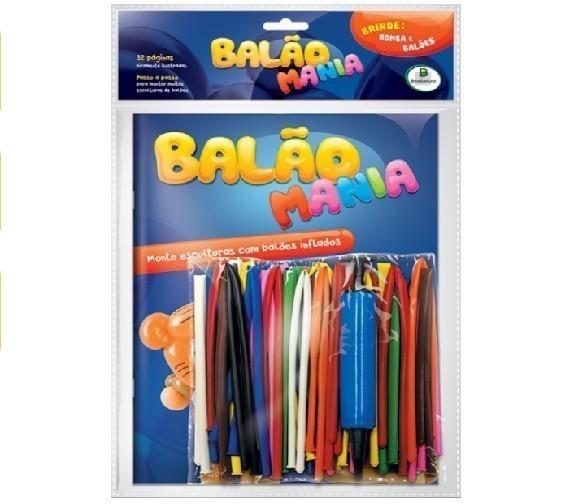 Balão Mania (ECO) - kit com01 unidade