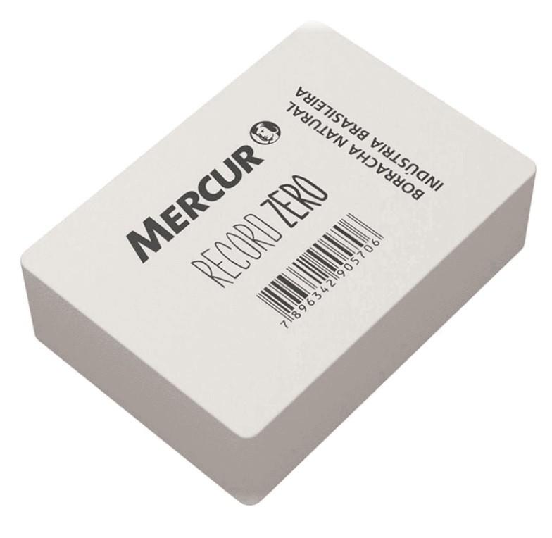 Borracha Branca Record Zero Grande - Mercur