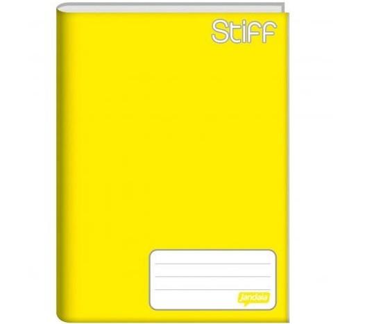 Caderno Costurado Universal 96 Folhas PT/5 AMARELO