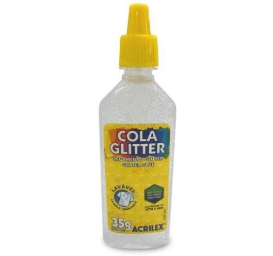 Cola Gliter 35g CRISTAL 209 - Acrilex