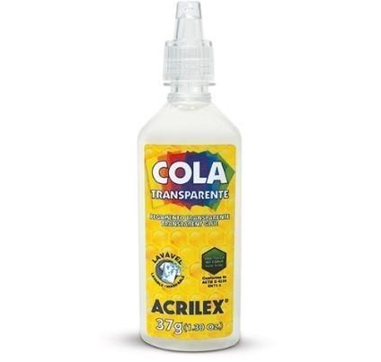 Cola Transparente 37g - Acrilex