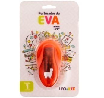 Furador para EVA 16mm LHAMA - Leo Arte