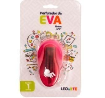 Furador para EVA 16mm UNICÓRNIO - Leo Arte