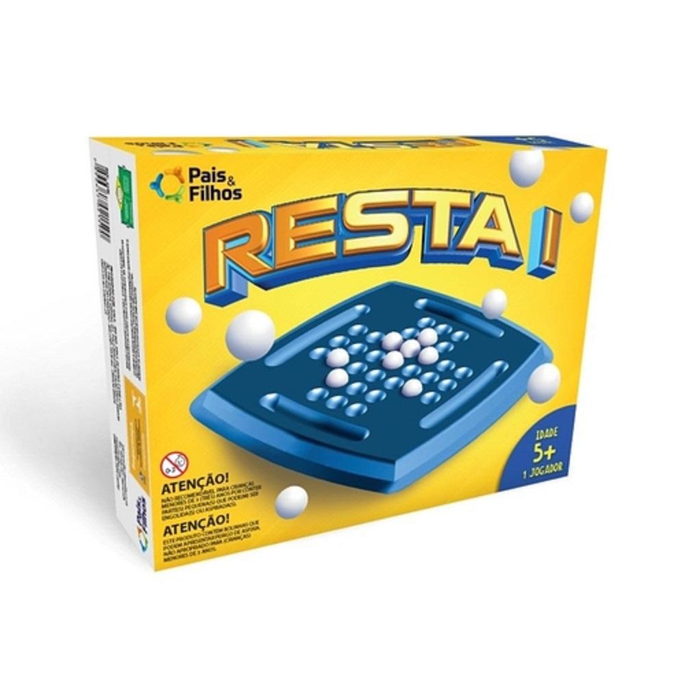 Jogo Resta 1 - Pais & Filhos