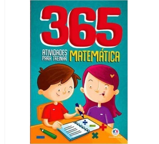 Livro - 365 Atividades para Treinar Matemática