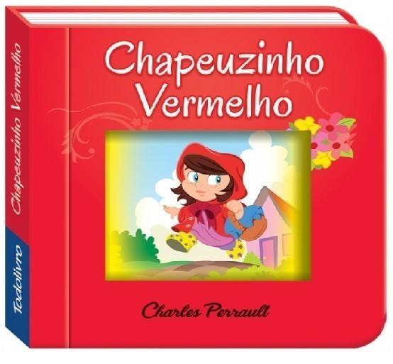 Livro - Aventuras Clássicas: Chapeuzinho Vermelho
