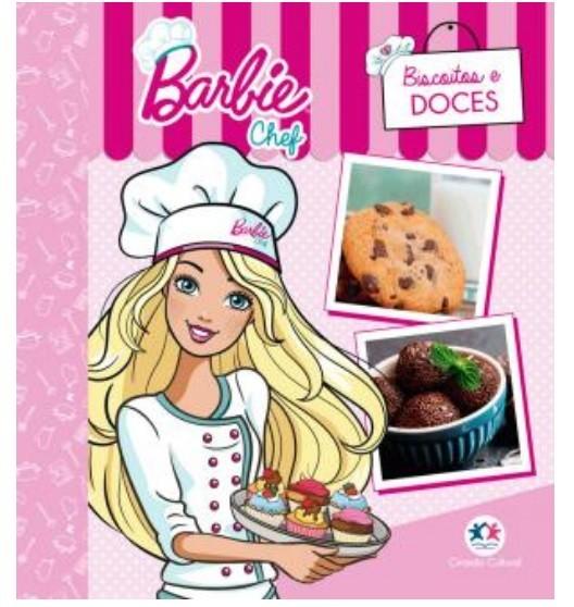 Livro - Barbie - Biscoitos e Doces