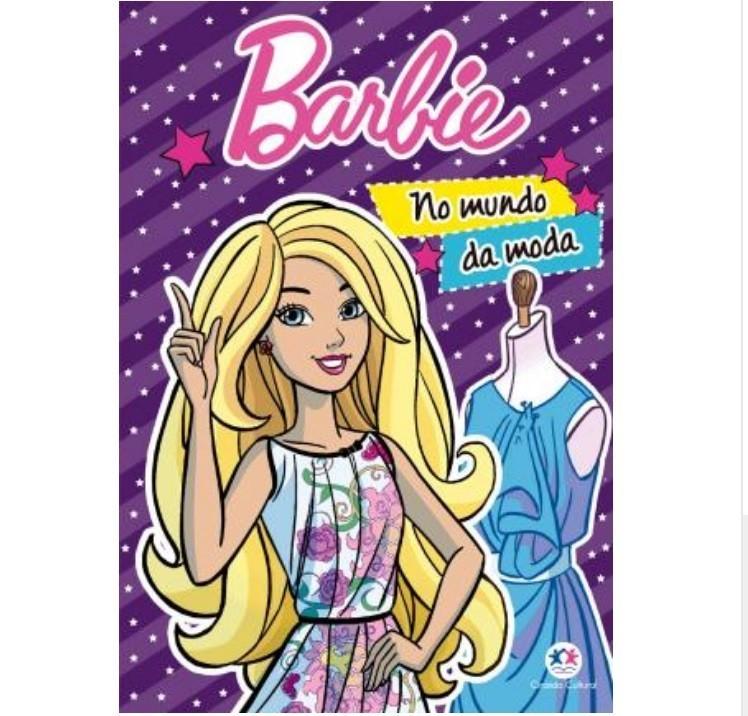 Livro - Barbie - No Mundo da Moda