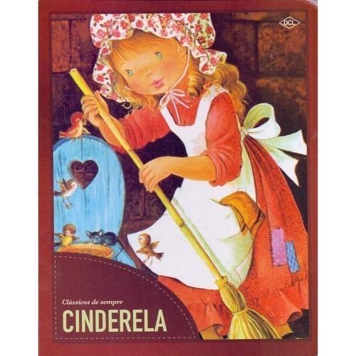Livro - Clássicos de Sempre - Cinderela