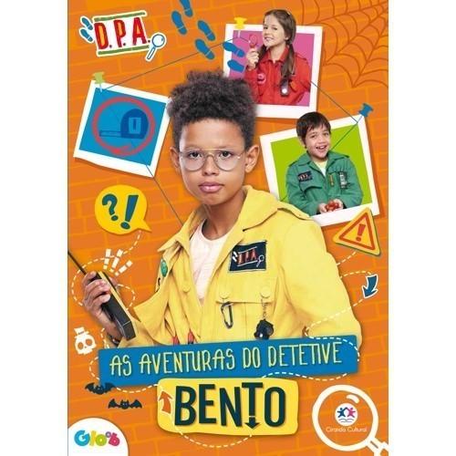 Livro - D.P.A - As Aventuras do Detetive Bento