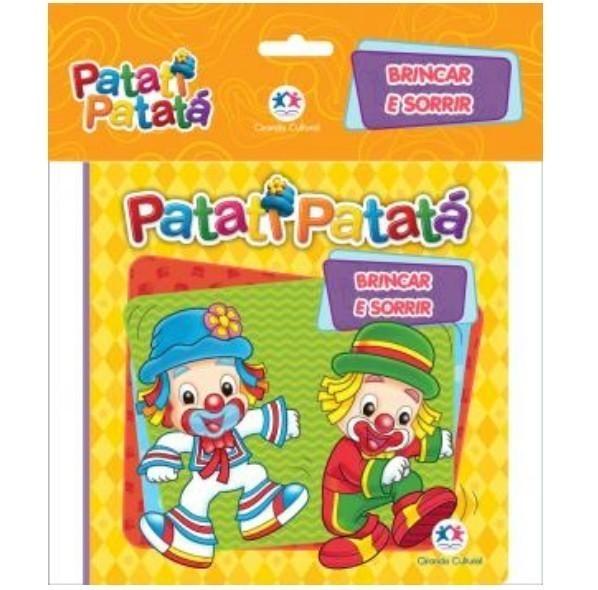 Livro de Banho: Patati Patatá - Brincar e Sorrir
