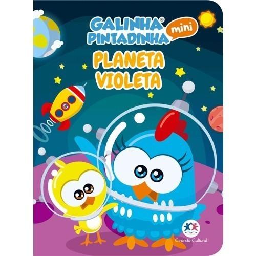 Livro - Galinha Pintadinha Mini - Planeta Violeta