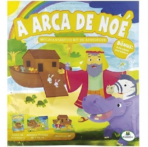 Livro - Megafantástico Kit de Atividades: A Arca de Noé