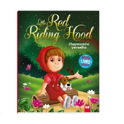 Livro - Meu Livro Bilíngue - Chapeuzinho Vermelho