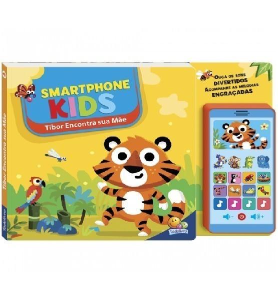 Livro - Smartphone Kids: Tibor Encontra sua Mãe