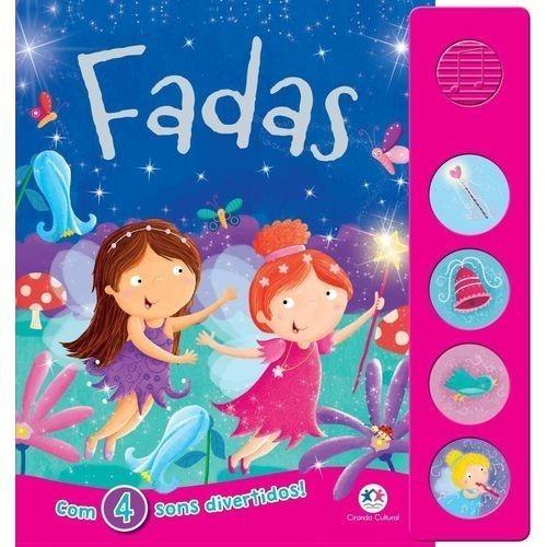 Livro Sonoro - Fadas