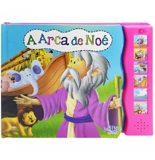 Livro Sonoro - Histórias da Bíblia: Arca de Noé