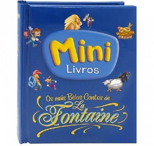 Mini Livros: Os Mais Belos Contos de La Fontaine