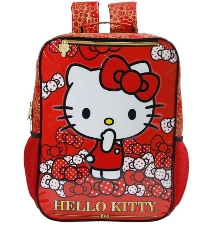 Mochila 16 Hello Kitty Bow Bow