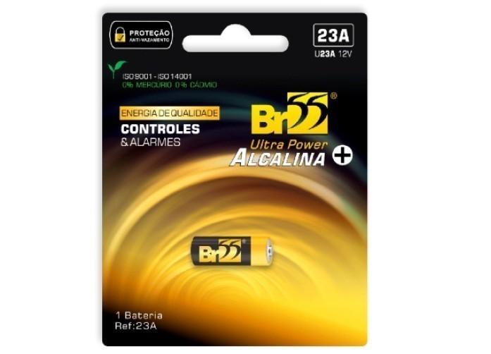 Pilha Alcalina 12V 23A - BR55