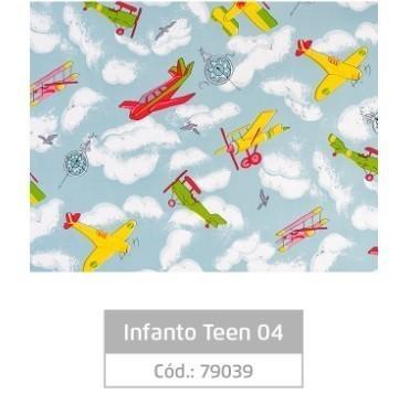 Plástico Adesivo 45cm x 10m Infanto Teen 4 - Jocar