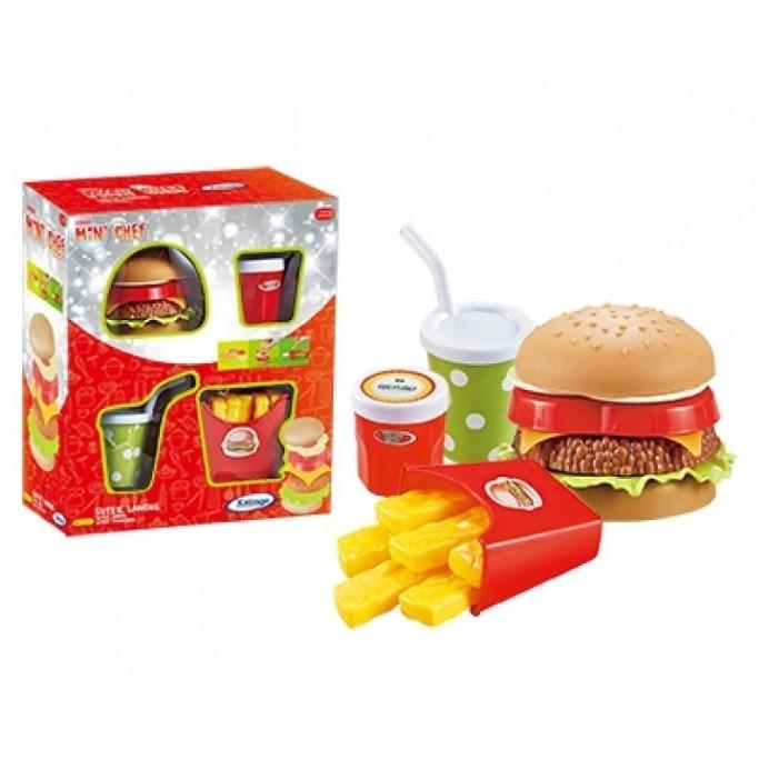 Super Lanche Mini Chef - Xalingo