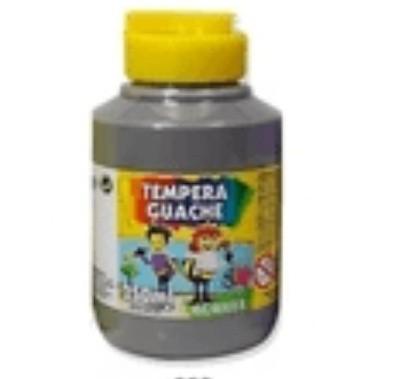 Tinta Guache CINZA 250ml 933 - PT 03 - Acrilex