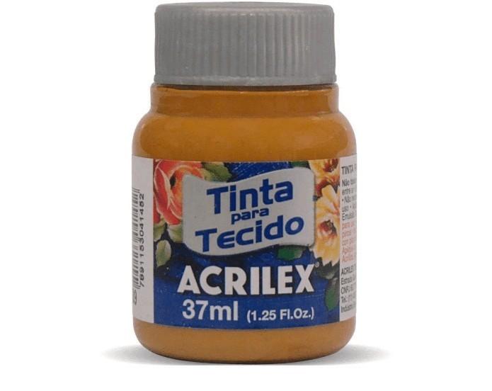 Tinta para Tecido Fosca SIENA NATURAL 37ml 539 - Acrilex