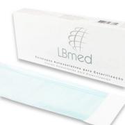Envelope Auto Selante para Esterilização em Autoclave 9x26cm c/ 100 Unidades Lbmed