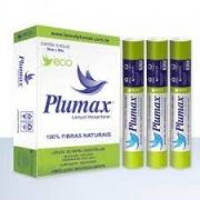 Papel lençol 70x50cm Eco Plumax c/ 10 unidades