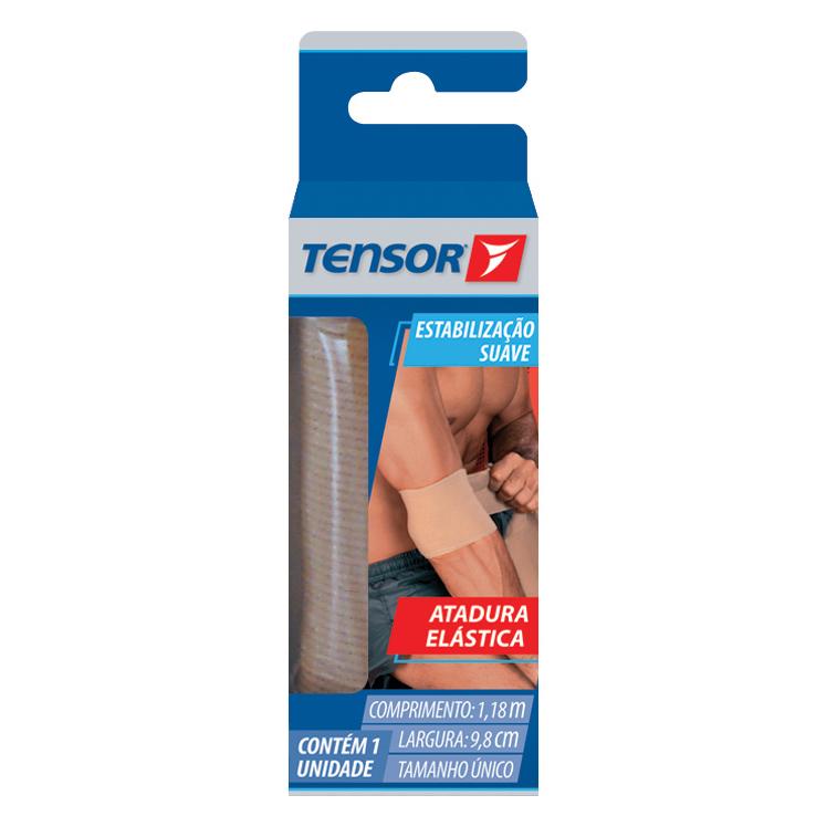 Atadura elástica compressiva 10cmx1,2m Tensor