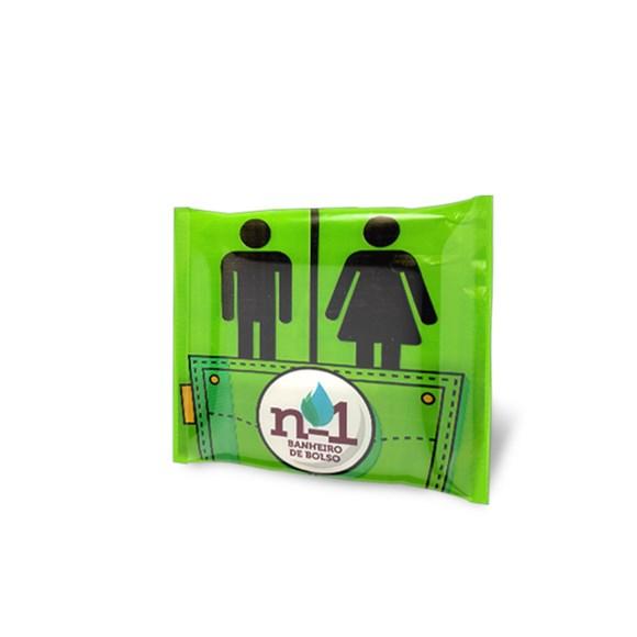 Banheiro de bolso N-1 c/ 6 unidades